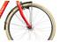 Ortler Lillesand Standardcykel Dam 3-växlad röd